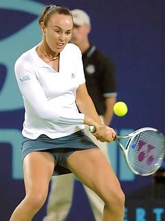 Sports Upskirt Pics