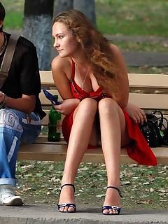Russian Upskirt Pics