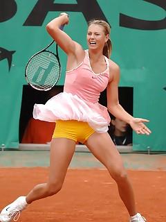 Tennis Upskirt Pics